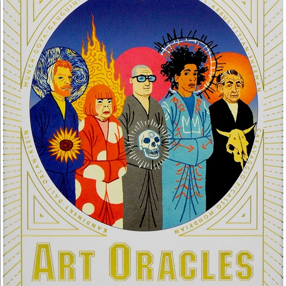 Art Oracles Creative Life Inspo From Great Artists